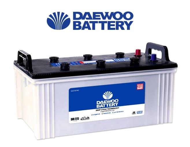 Daewoo Battery Price in Pakistan 2019 | Daewoo Battery Price