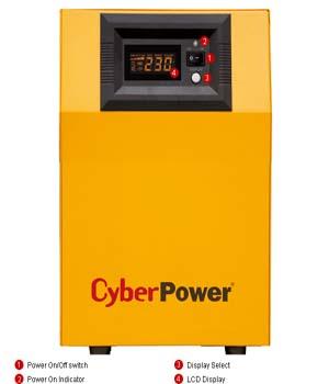 CyberPower 1050W CPS1500PIE Inverter