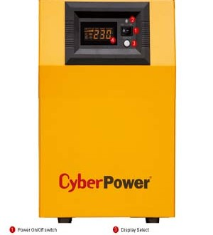 CyberPower 1050W CPS1500PIE Inverter