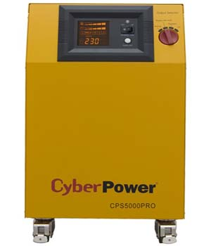 CyberPower 3500 CPS5000PRO Inverter