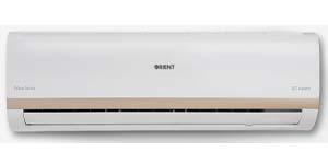 Orient DC Inverter Prime 1.5 Ton Heat & Cool Split AC