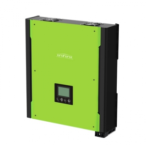 Infini Solar Hybrid Inverter 3P 10KW On-Grid (10KW, 10000Watt, 14850W PV)