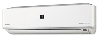 Sharp 1.1 Ton AH-XP13NRV Eco Inverter Split AC