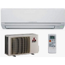 Mitsubishi 1.5 Ton Inverter Series MSZ-HJ50VA Heat & Cool Split AC