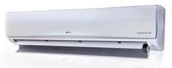 LG 1.5 Ton S-186 HC White Split AC