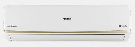 Orient Bold Ultra Dc Inverter Ac 1 5 Ton 60 Saving Heat