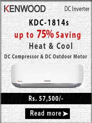 Kenwood eInverter AC KDC-1814s