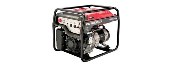 Honda Generator 5 kVA EG6500CXS