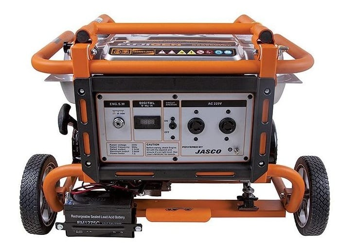 Jasco Generator FG2200 1.5KVA Pakistan