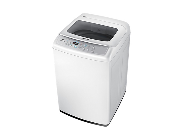 Samsung Washing Machine WA80H4000SW Fully Automatic 8KG