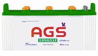 AGS 195G51F Battery Pakistan