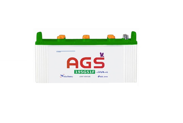 AGS 195G51F Battery