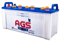 AGS GX 175 Battery Plate 23