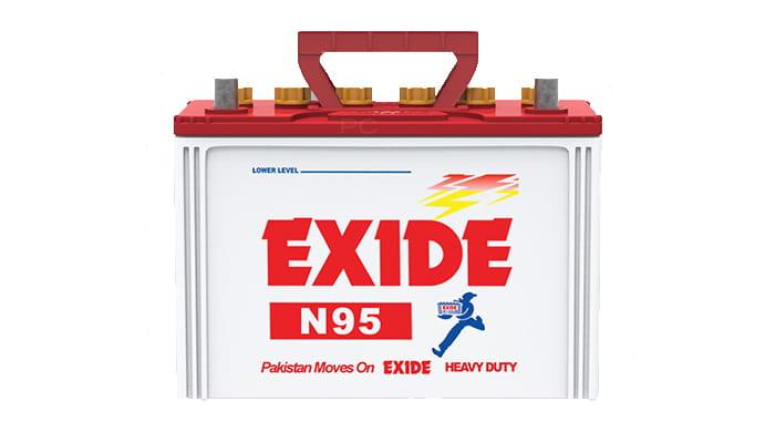 Exide N95 Battery