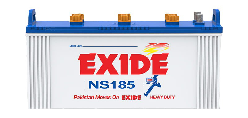 Exide NS185 Battery