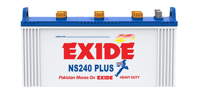 Exide NS240 Plus Battery