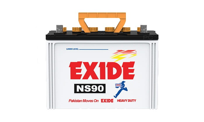 Exide NS90 Battery