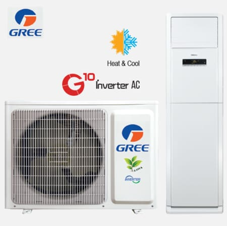 Gree AC 4 Ton Floor Standing GF-48FWITHHD