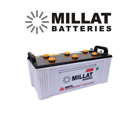 Millat Battery Price In Pakistan 2019 Price List Deep Cycle Ups