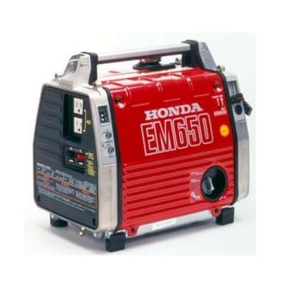 Honda Generator EM650Z