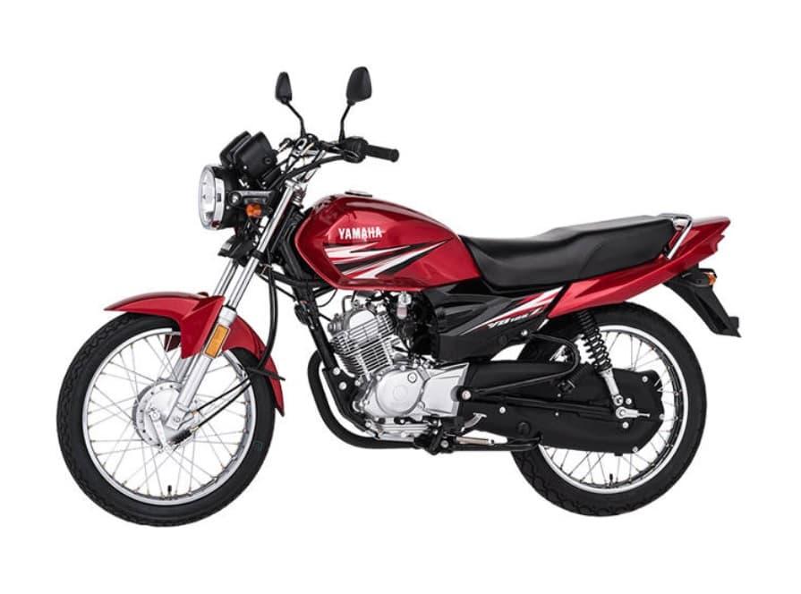YAMAHA YB125Z Bike Pakistan