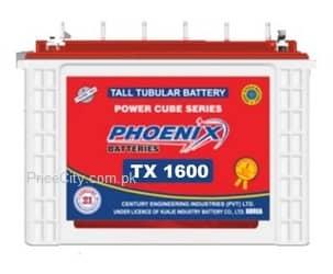 Phoenix TX 1600 Battery